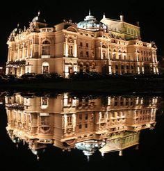 Słowacki Theatre in Krakow