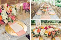 lush and romantic wedding centerpieces