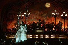 Still of Nicole Kidman as Satine in Moulin Rouge!