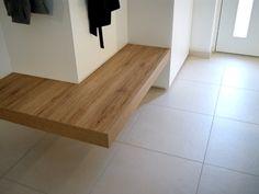 Flur von krumhuber.design material weiss matt eiche sanremo http://krumhuber-design.at/design/vorzimmer
