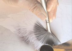 Airbrush techniques