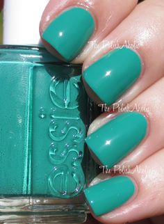 Essie Ruffles & Feathers