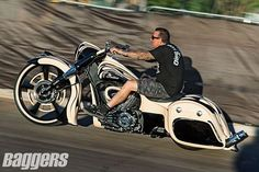 2014 Indian Vintage transformed by John Shope and Dirty Bird Concepts