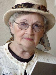 Masked mature lady marianne