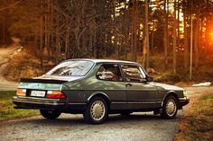 The Saab 900 Classic Turbo Coupe