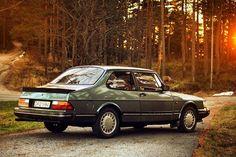 The Saab 900 Classic Turbo Coupe