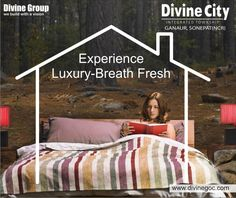 You do not need to compromise with the city's polluted environment any more because #DivineHomes are there to experience luxury living and breath fresh. #divinecity