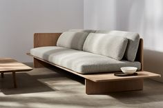 Benchmark Upholstery, Minimalism And Craftsmanship The collection designed by Space Copenhagen, David Roc The collection designed by Space Copenhagen, David Rockwell, Sean Sutcliffe Diy Sofa, Sofa Sofa, Sectional Sofas, Sofa Furniture, Furniture Design, Furniture Stores, Cheap Furniture, Furniture Buyers, Coaster Furniture