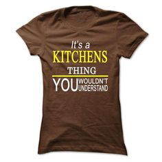 Limited Edition- Its a Kitchens thing. - #womens hoodies #girl hoodies. GUARANTEE => https://www.sunfrog.com/Names/Limited-Edition-Its-a-Kitchens-thing-Brown-13872667-Ladies.html?id=60505