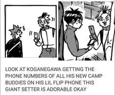 Aww, I want his number~>>>*insert the pic of akaashi handing u a glass of water cuz u thirstaay*
