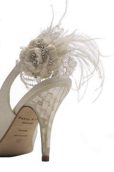 Freya Rose Designer bridal shoes