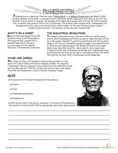 fill in the zombie story halloween kids education and kid. Black Bedroom Furniture Sets. Home Design Ideas