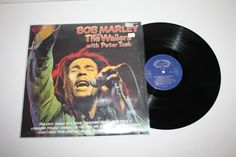 Bob Marley and The Wailers - With Peter Tosh , Vinyl LP Record