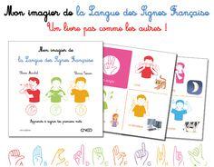 Mon imagier de la langue des signes