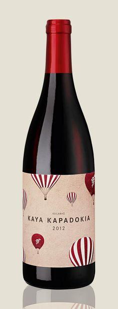 Kaya Kapadokia 2012 - Rotwein - TVINO #taninotanino #vinosmaximum