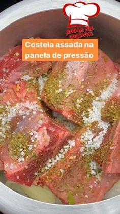Tasty Videos, Food Videos, Low Carb Recipes, Beef Recipes, Good Food, Yummy Food, Portuguese Recipes, Easy Cooking, Diy Food