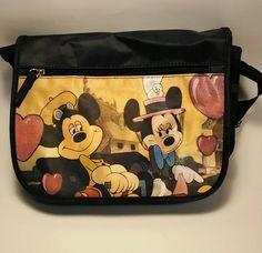 Disney Mickey & Minnie Mouse Handbag Purse Shoulder Bag 2012 in Collectibles, Disneyana, Contemporary (1968-Now)   eBay