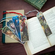 FREE Oz The Great and Powerful Bookmarks