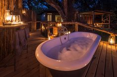 Romance in the Okavango Delta