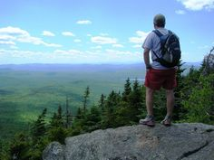 Mt. Blue State Park in Weld, ME