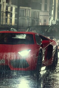 The Lamborghini Huracan was debuted at the 2014 Geneva Motor Show and went into production in the same year. The car Lamborghini's replacement to the Gallardo. Lamborghini Aventador, Carros Lamborghini, Lamborghini Quotes, Custom Lamborghini, Luxury Sports Cars, Best Luxury Cars, Sport Cars, Supercars, Sexy Autos