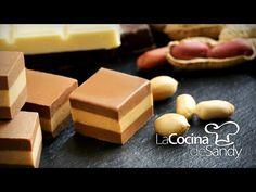 Bombones al Estilo Ferrero Rocher Receta Copycat Bob Bon, Chocolate Pasta, Artisan Chocolate, Sin Gluten, Truffles, Macarons, Doughnut, Mousse, Buffet