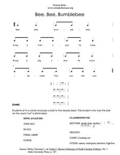 Sheet Music Library — We Are the Music Makers Kindergarten Music, Teaching Music, Music Ed, Music Games, Lullaby Songs, Elementary Music Lessons, Teaching Philosophy, Music Lesson Plans, Free Sheet Music