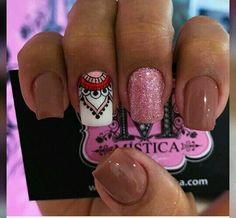 Installation of acrylic or gel nails - My Nails Elegant Nail Designs, Creative Nail Designs, Creative Nails, Nail Art Designs, Love Nails, Fun Nails, Pretty Nails, How To Do Nails, Magic Nails