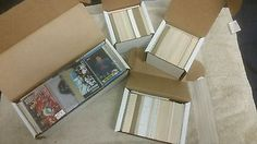 cool Medium flat rate box full of hockey cards - For Sale View more at http://shipperscentral.com/wp/product/medium-flat-rate-box-full-of-hockey-cards-for-sale/