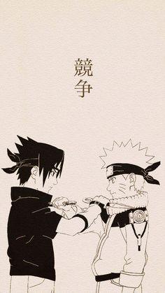 Naruto X Sasuke - jeflinsara Naruto Shippuden Sasuke, Anime Naruto, Art Naruto, Naruto Sasuke Sakura, Naruto Cute, Madara Uchiha, Naruto Wallpaper Iphone, Naruto And Sasuke Wallpaper, Wallpaper Animes