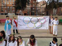 LA CLASE DE MIREN: mis experiencias en el aula: CARNAVAL 2016: LAS OLIMPIADAS EN EL ISIDORO ANDRÉS