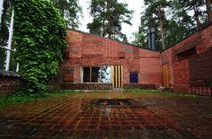 Allvar Aalto - experimental house