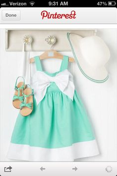 Cutest little girl outfit #easter #formygirlll