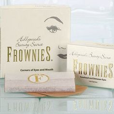 Frownies! Great preventative for wrinkles and amazing at making them go away. The best alternative to botox. And they are cheap!!! They have been around for years and I have noticed the difference in my skin.
