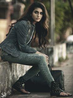 #Priya #Varrier #Wink The new sensation Priya Varrier