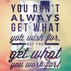 Work for it...
