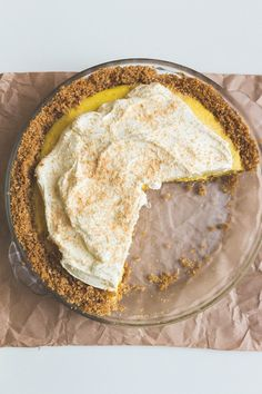 Milk and Honey: Coconut Cream Pie