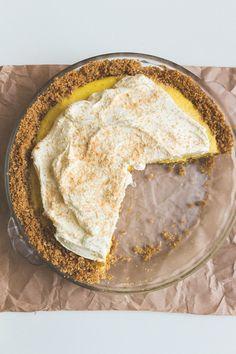 Milk and Honey: Coconut Cream Pie