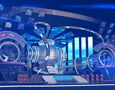 Concert Stage Design Ideas radiohead stage design szukaj w google Concert Stage Design