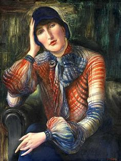 It's About Time: The New Western Woman of the 1920s - Albert Birkle - German - 1900 - 1986