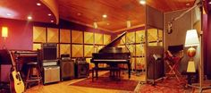 Electric Lady Studios, New York