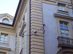 Palazzo piercing