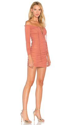 Shop for MAJORELLE x REVOLVE Jardin Dress in Deep Blush at REVOLVE. Free 2-3 day shipping and returns, 30 day price match guarantee.