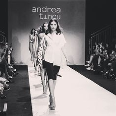 Runway #andreatincu #runway #catwalk #newcollection #fashiondesigner #lovejob #fashion #contemporarydesign #summercollection #style #minimalism #instagood