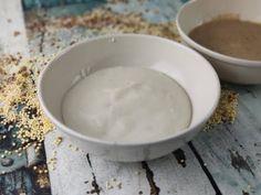 Σπιτικές βρεφικές κρέμες (ρυζάλευρο & κρέμα δημητριακών) - YouTube Pudding, Youtube, Desserts, Food, Deserts, Custard Pudding, Puddings, Dessert, Meals