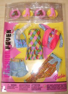 Afbeeldingsresultaat voor Barbie fashion fever closet sport