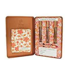 $38 Library of Flowers - Perfume Sampler - Chapter 1 - 5 pcs