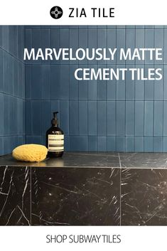 Our subway encaustic cement tile is perfect wall tile, showers, backsplash, and flooring. We ship our encaustic cement tile at the lowest prices in the USA. Wall Tiles, Cement Tiles, Boy Bath, Bathroom Renos, Bathroom Ideas, Bath Remodel, Home Remodeling, Raw Materials, House Design