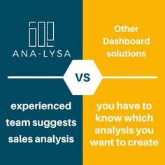 Every entrepreneur is an expert in his/her field.  That's why I consider myself an expert of sales analysis.  My team and I will suggest relevant sales analysis (KPIs), which are tailored to your business. It is very important to us that you understand the purpose of every analysis. That's why we take a lot of time explaining them to you. But don't worry, during our quarterly consulting sessions, we will go through everything in detail again.  Click on the image for more information. Software, Don't Worry, No Worries, Purpose, Entrepreneur, Detail, Business, Image, Counseling