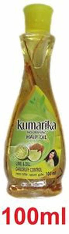 Just Listed! Kumarika Nourishing Lime & Dill Dandruff Control Hair Oil 100ml #Kumarika